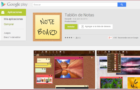 note board app android